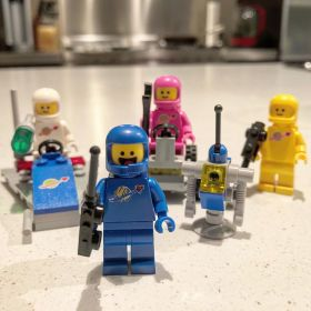 Benny's Space Squad from Lego Movie 2