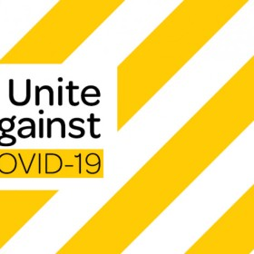 Unite Against COVID-19 Banner - New Zealand Government