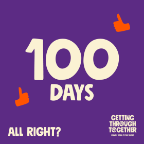100 days of no community transmission of COVID-19 from the All Right? campaign in New Zealand