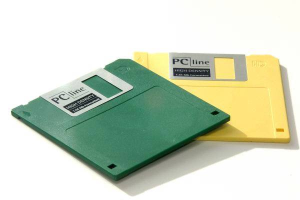 3.5 inch floppy discs